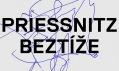 Vizuál knovému albu Beztíže skupiny Priessnitz odstudia Laboratoř
