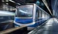 Nové vozy metra pro Petrohrad od Škoda Transportation
