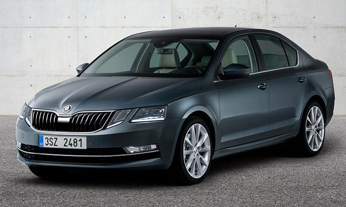Škoda Octavia výrazně proměnila svůj vnější design