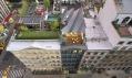 The Stealth Building v New Yorku od studia WORKac