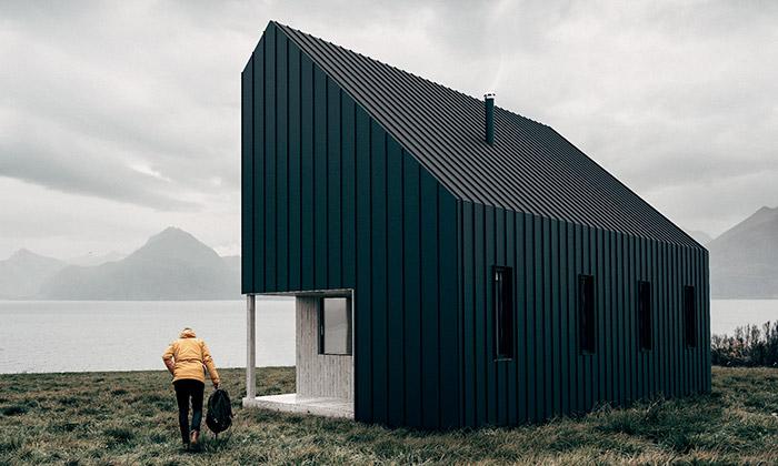 Kanaďané navrhli dům skládaný jako nábytek Ikea