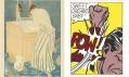 Ukázka z výstavy Americká grafika tří století z National Gallery of Art ve Washingtonu