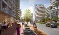 Urbanistická studie proměny dálnice A10 a oblasti Lelylaan v Amsterdamu