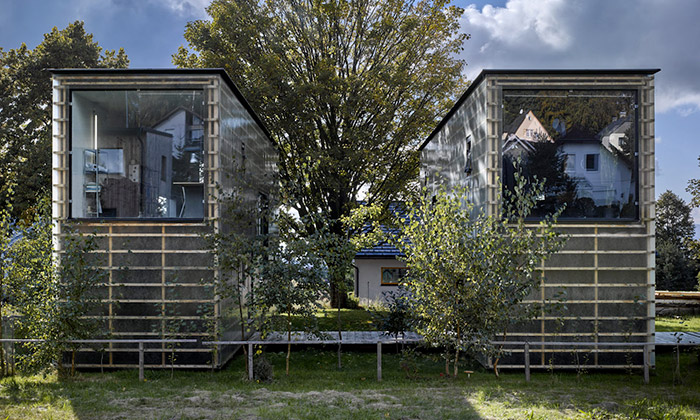 ZEN-Houses dostal Českou cenu za architekturu
