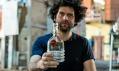 Charitativní láhev na pivo Pilsner Urquell od Maxima Velčovského