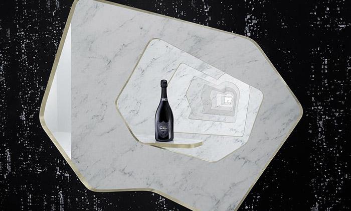 Michael Riedel a limitovaná kolekce Dom Pérignon P2 Monolith