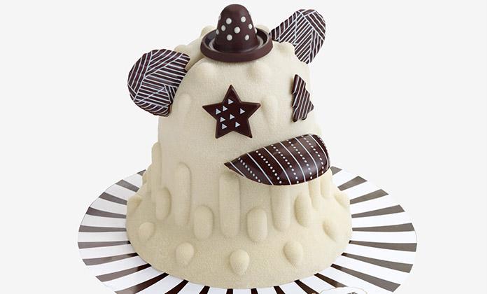 Jaime Hayón navrhl zmrzlinový dort pro Häagen-Dazs