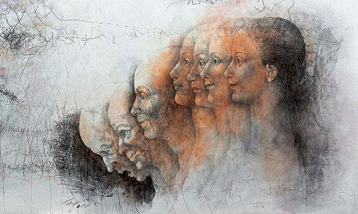 Jiří Anderle vystavil velké retrospektivní Panoptikum