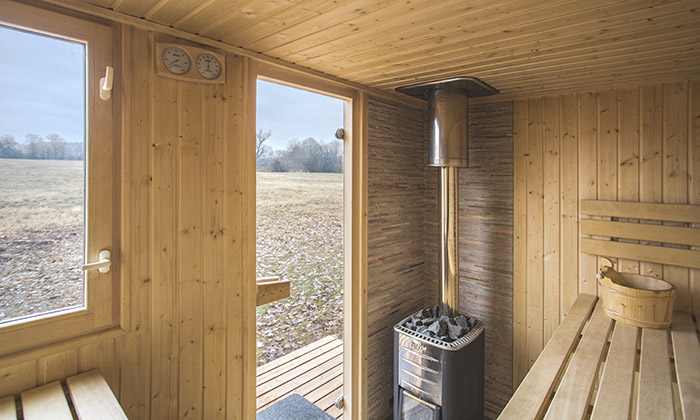 U Labe seotevřela sauna akulturní osvěžovna NUUK