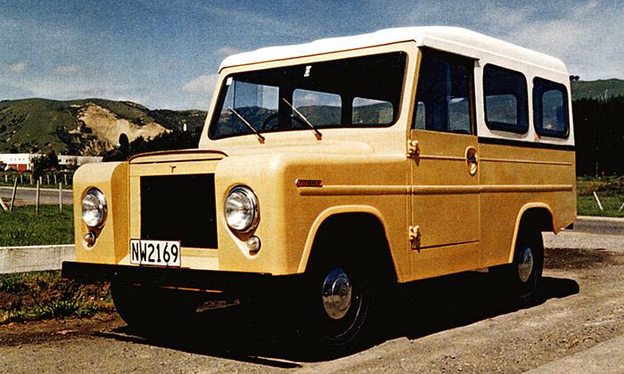 Terénní vůz Škoda Trekka slaví výročí padesát let
