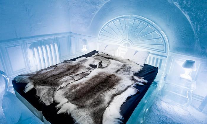 Švédsko má nový celoročně otevřený IceHotel 365