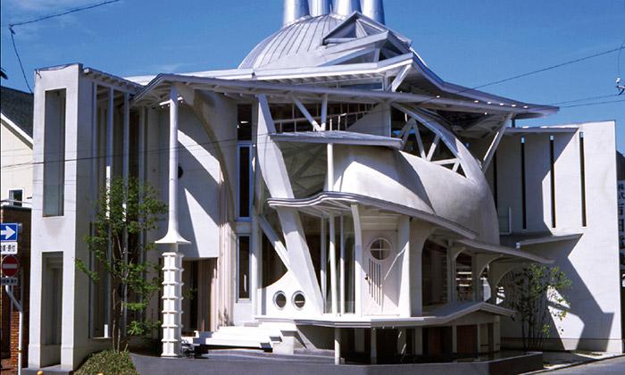 Takasaki Masaharu vBrně vystaví své dřevěné domy