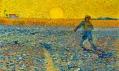 Vybraná díla zvýstavy Seurat, Signac, Van Gogh vgalerii Albertina