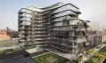 Bytový dům 520 West 28th Street odZaha Hadid Architects