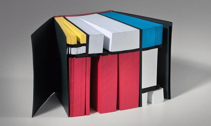 Olomouc vystavuje autorské knihy studentů zFaVU