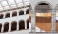 Il Fondaco dei Tedeschi v Benátkách od studia OMA