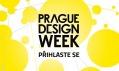 Vizuál designérské přehlídky Prague Design Week 2017