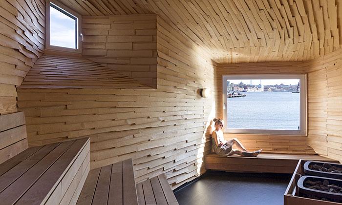 V Praze vystavují nejlepší české azahraniční sauny