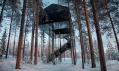 Snøhetta aTreehotel naseveru Norska