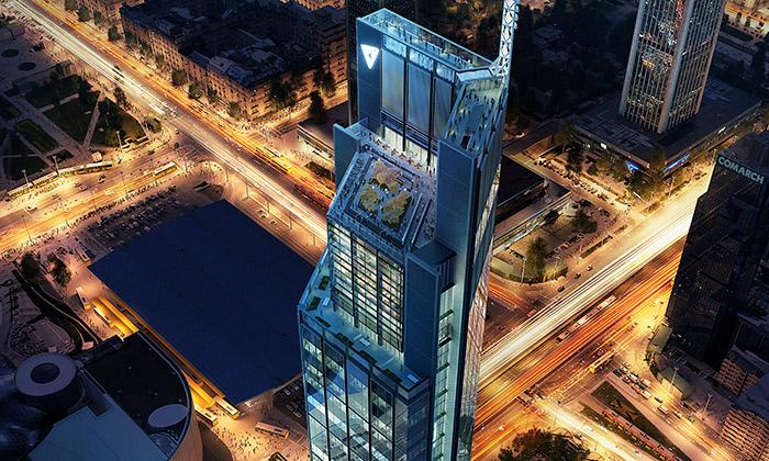 Foster postaví veVaršavě nejvyšší budovu Polska