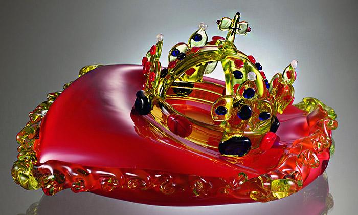 České umění skla vystaveno naConcerto Glassico