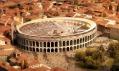 Zastřešení amfiteátru ve Veroně od GMP Architekten