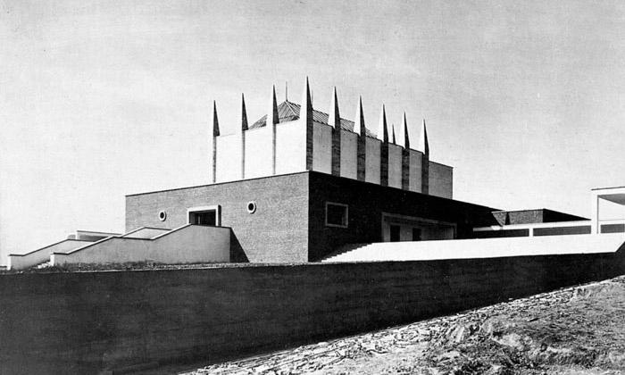 Krematorium vBrně jenárodní kulturní památkou