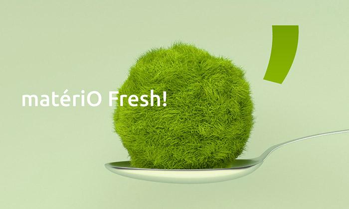 MatériO Fresh představí vPraze nejnovější materiály