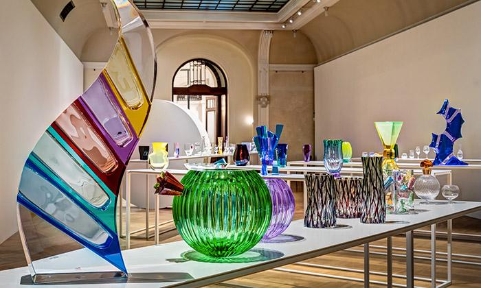 Moser otevřel vPraze k160.výročí unikátní výstavu