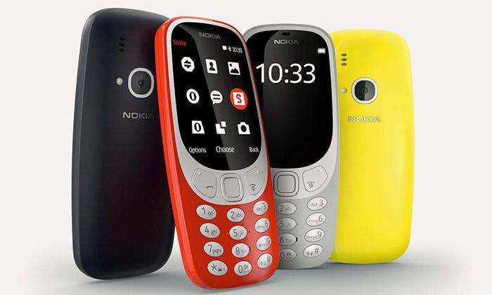 Nokia 3310 jezpět snovým designem ifunkcemi