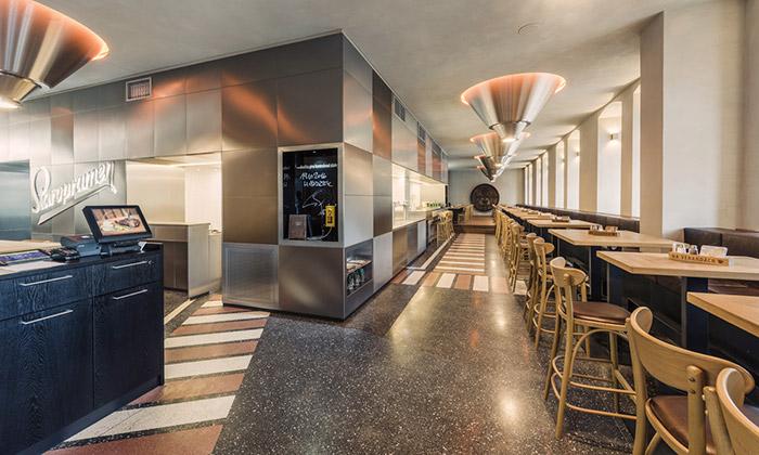 Restaurace NaVerandách má nový interiér odEdit