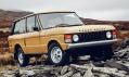 Range Rover Reborn zroku 1978