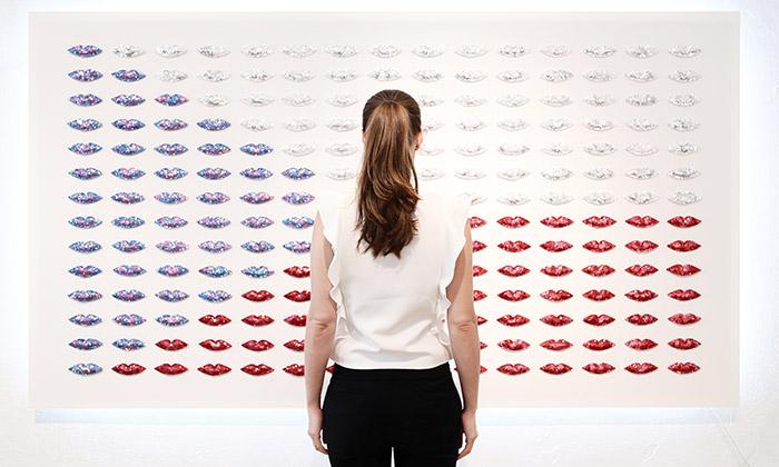 Eva Basl vystaví vPraze instalace natéma Identita