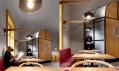 Chicago Bar & Grill v Liberci od ateliéru Mjölk