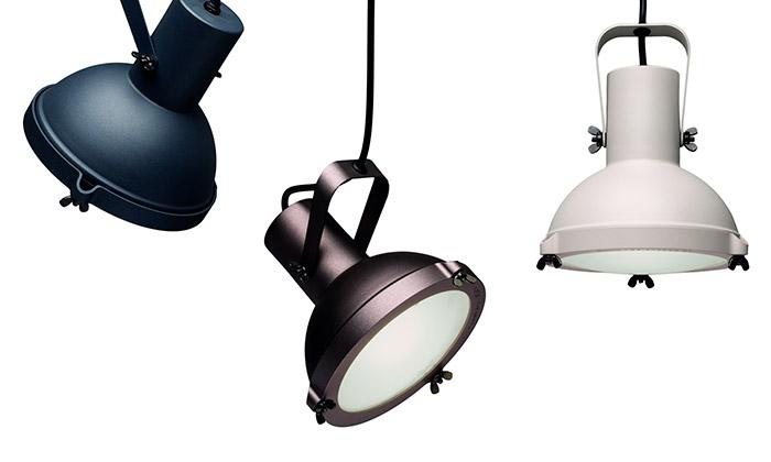 Nemo vyrábí svítidla podle návrhů Le Corbusiera