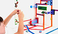 Páska Nimuno Loops nastavbu zkostek Lego