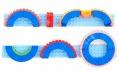 Páska Nimuno Loops na stavbu z kostek Lego