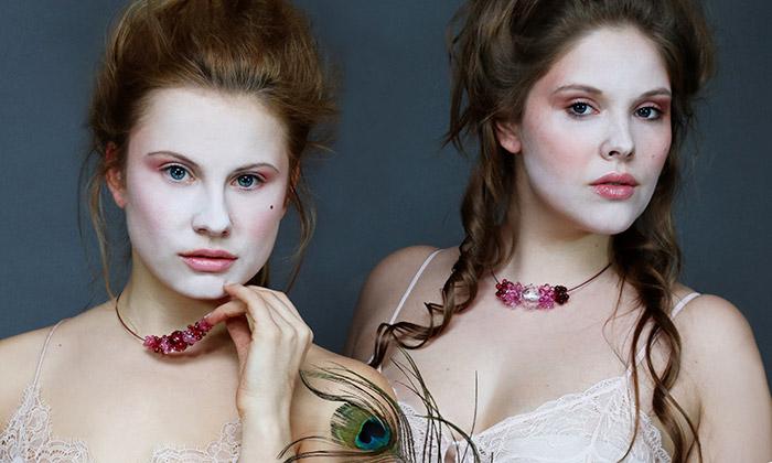 Skryté světy jeznačka autorských skleněných šperků