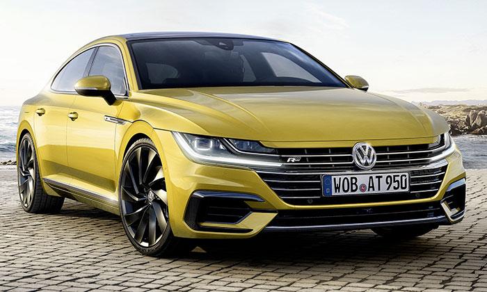 Volkswagen představil zcela nový model Arteon