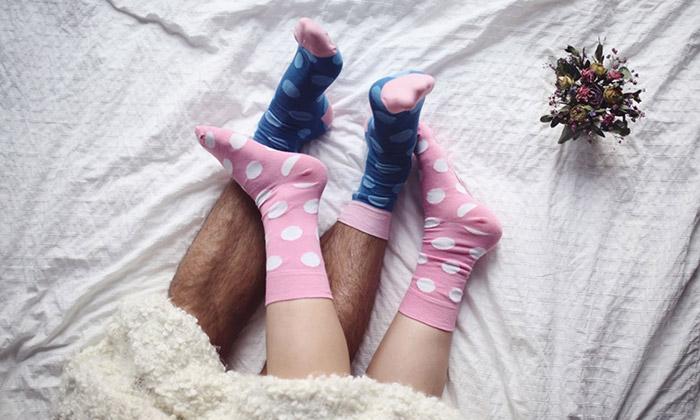 We Are Ferdinand navrhují hravě zdobené ponožky
