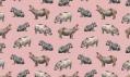 Ukázka z tvorby české textilní značky Annanemone