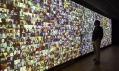 Ukázka z výstavy Big Bang Data v galerii DOX