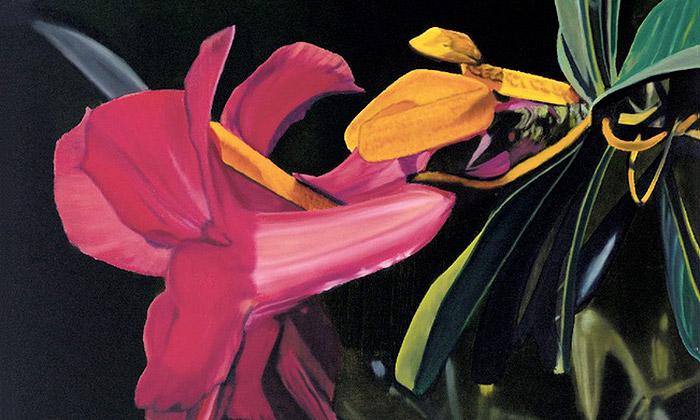 Havekost vystavuje vPraze hyperrealistickou malbu