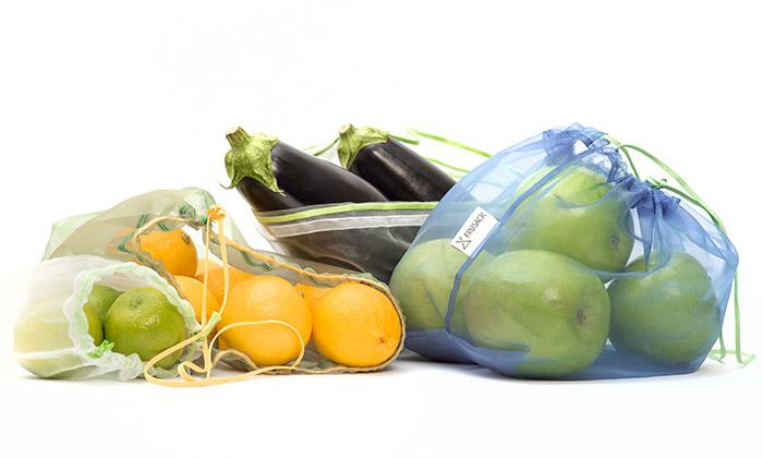 Ekologický sáček naovoce Frusack slaví úspěchy