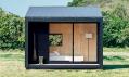 Malý prefabrikovaný domek Muji Hut