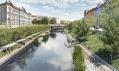 Architektonicko-krajinářská soutěž nábřeží řeky Svratky: 1. cena - Ivan Ruller