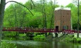 Ukázka z výstavy Běžet s domy architekta Davida Vávry