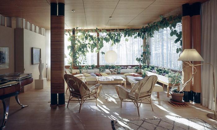 Nejlepší projekty Alvara Aalta vystaveny vOstravě
