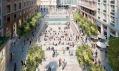 Apple Piazza Liberty vMiláně odFoster + Partners