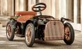 Třetí generace dětského elektrického autíčka D. Throne